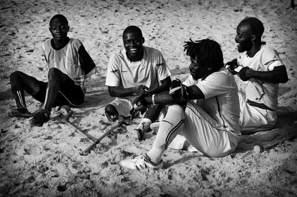Ebola Relief Sierra Leone
