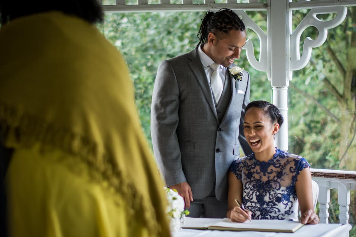 Minstrel Court wedding photography