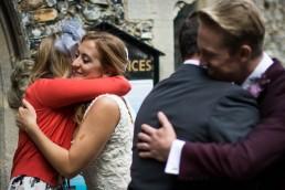 DIY back garden wedding photography london