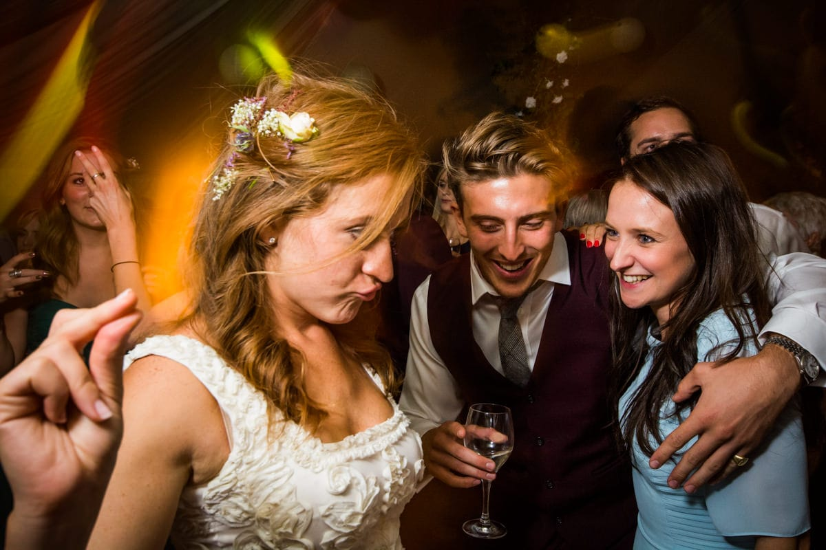 DIY wedding photography london