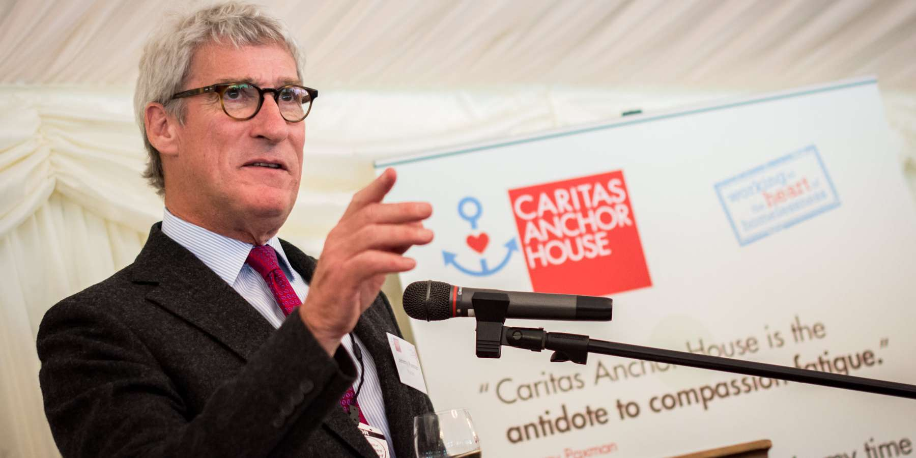 House Of Lords Event Photography, Jeremy Paxman
