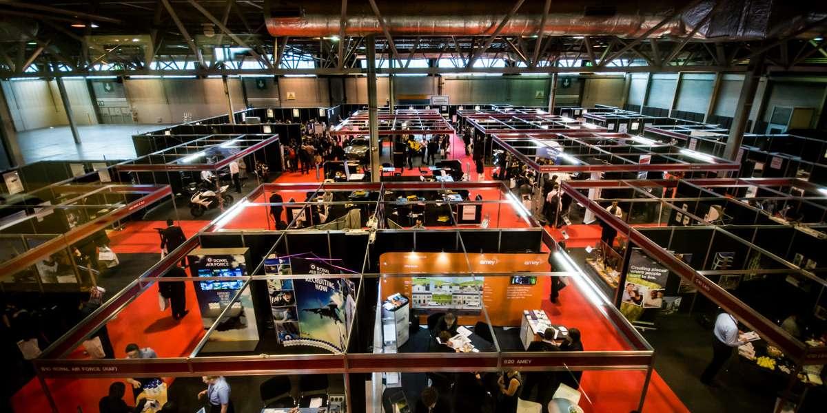 Recruitment Fair NEC Birmingham Event Photography