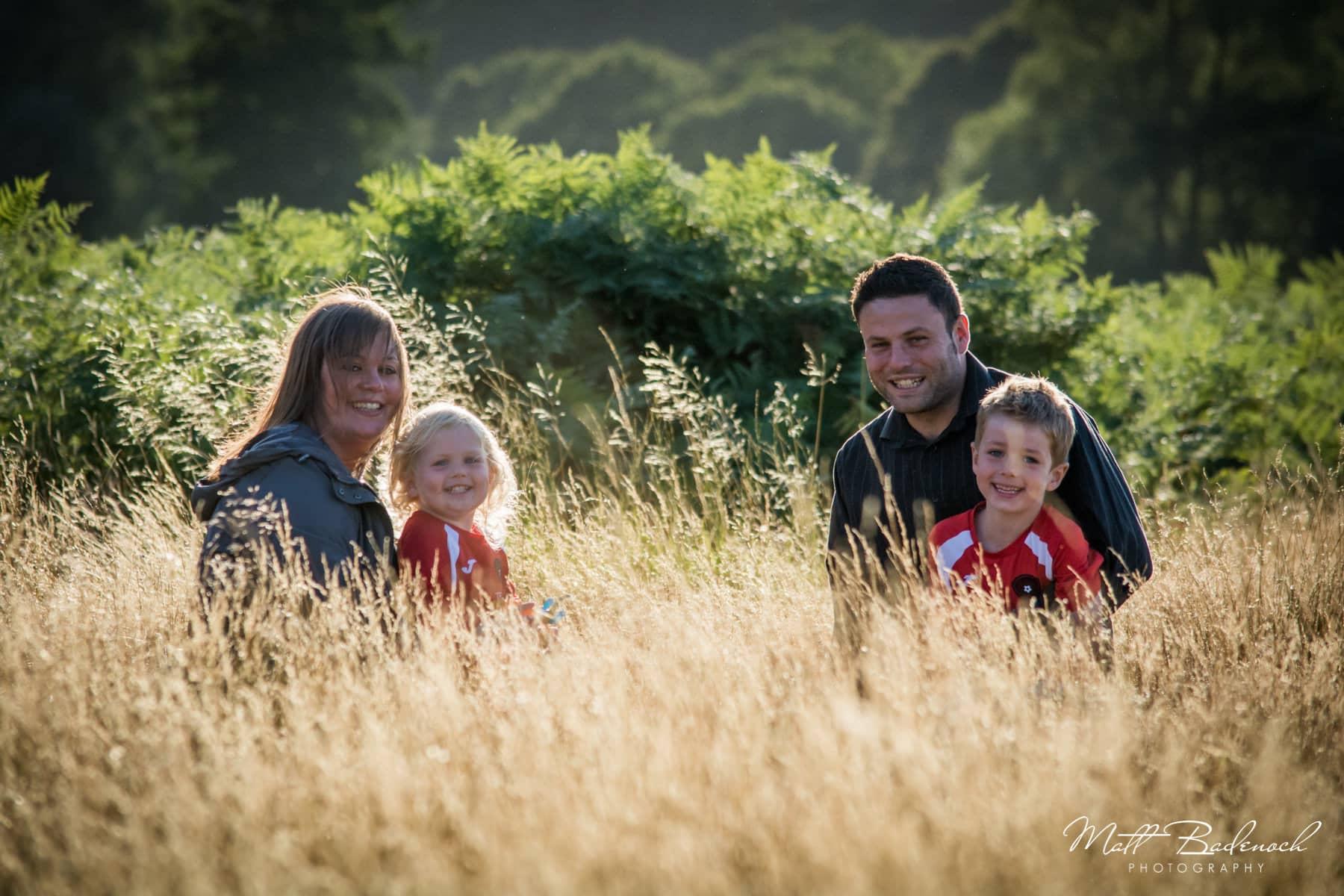 Richmond Park Family Photography London
