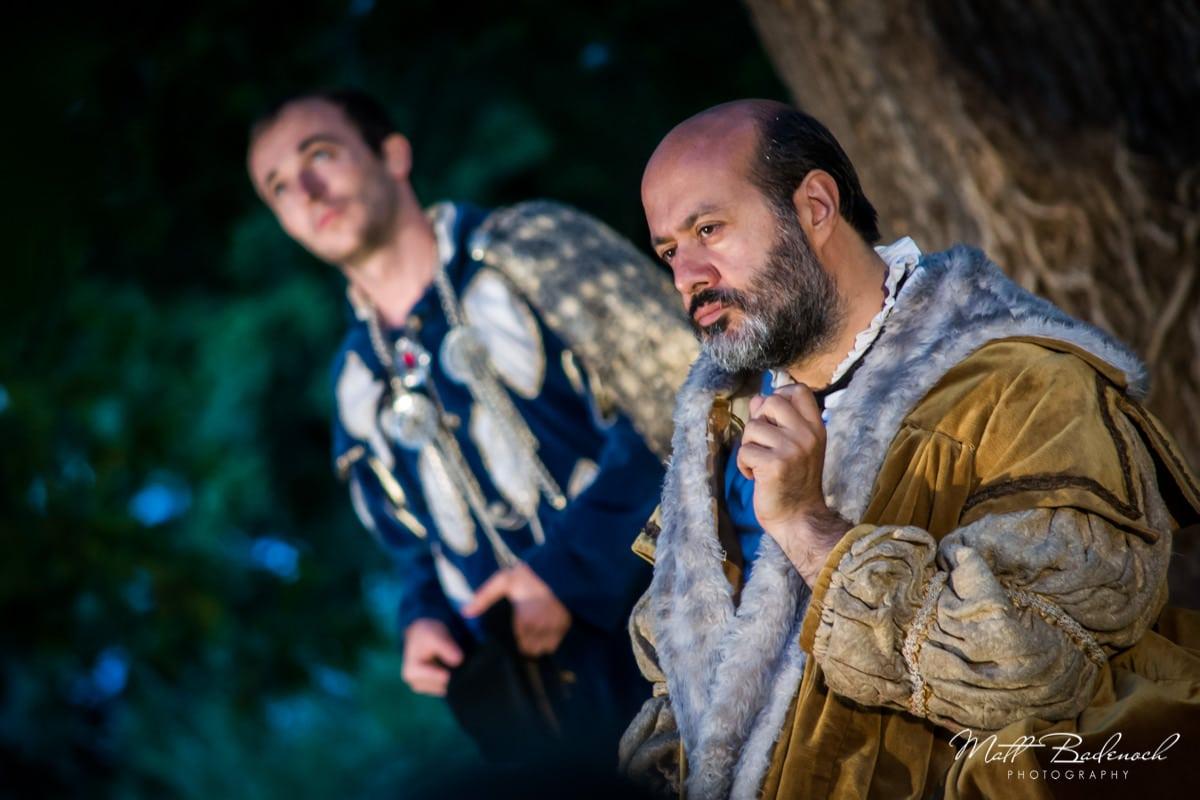 Shakespeare Summer Festival London Event Photography