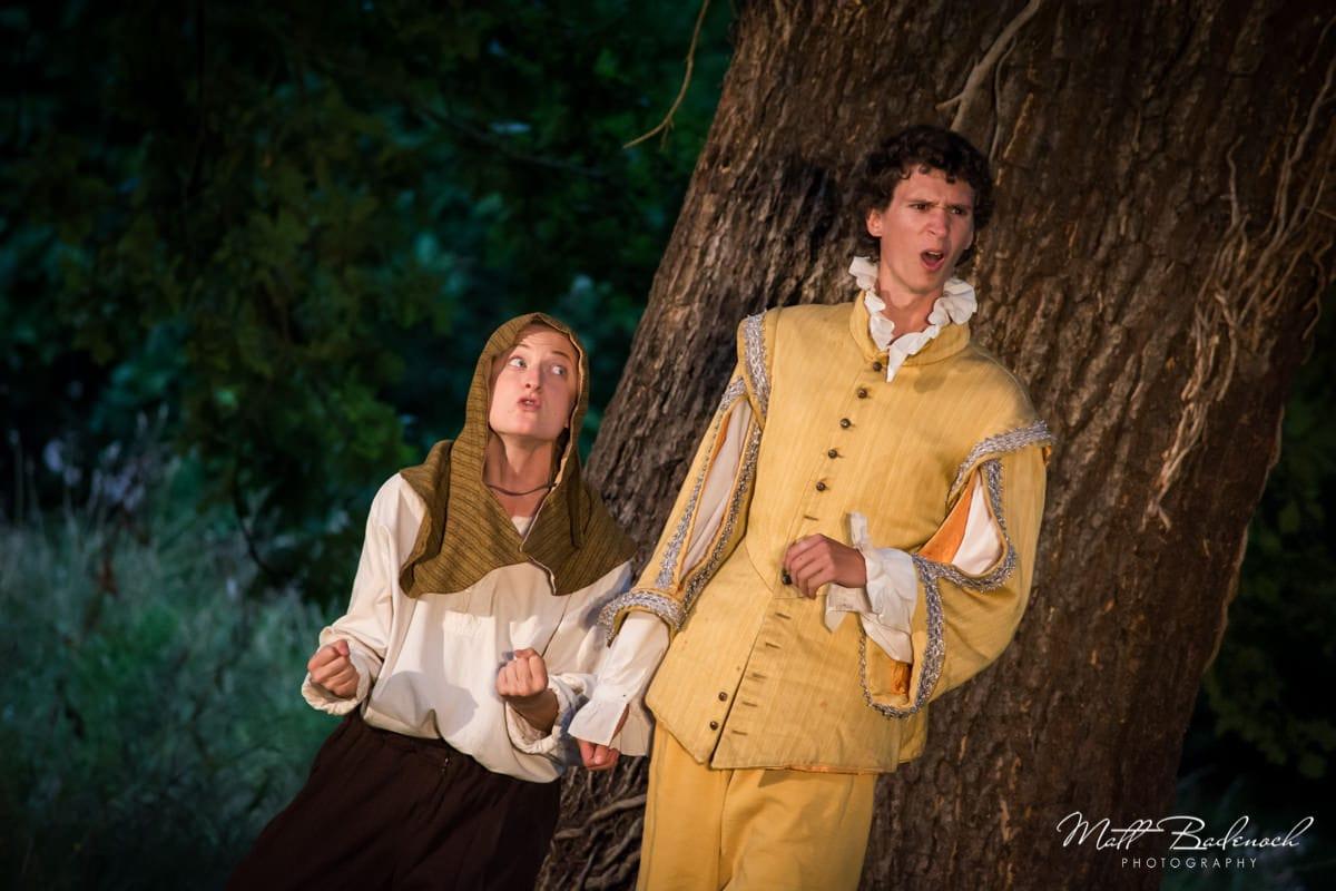 Shakespeare Festival London Event Photography