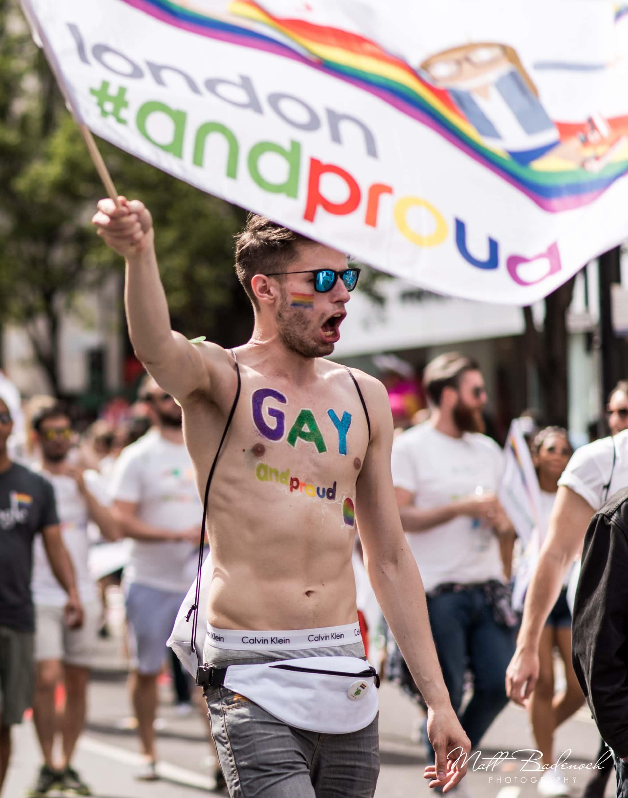 Google, London Pride Parade 2015 Photos