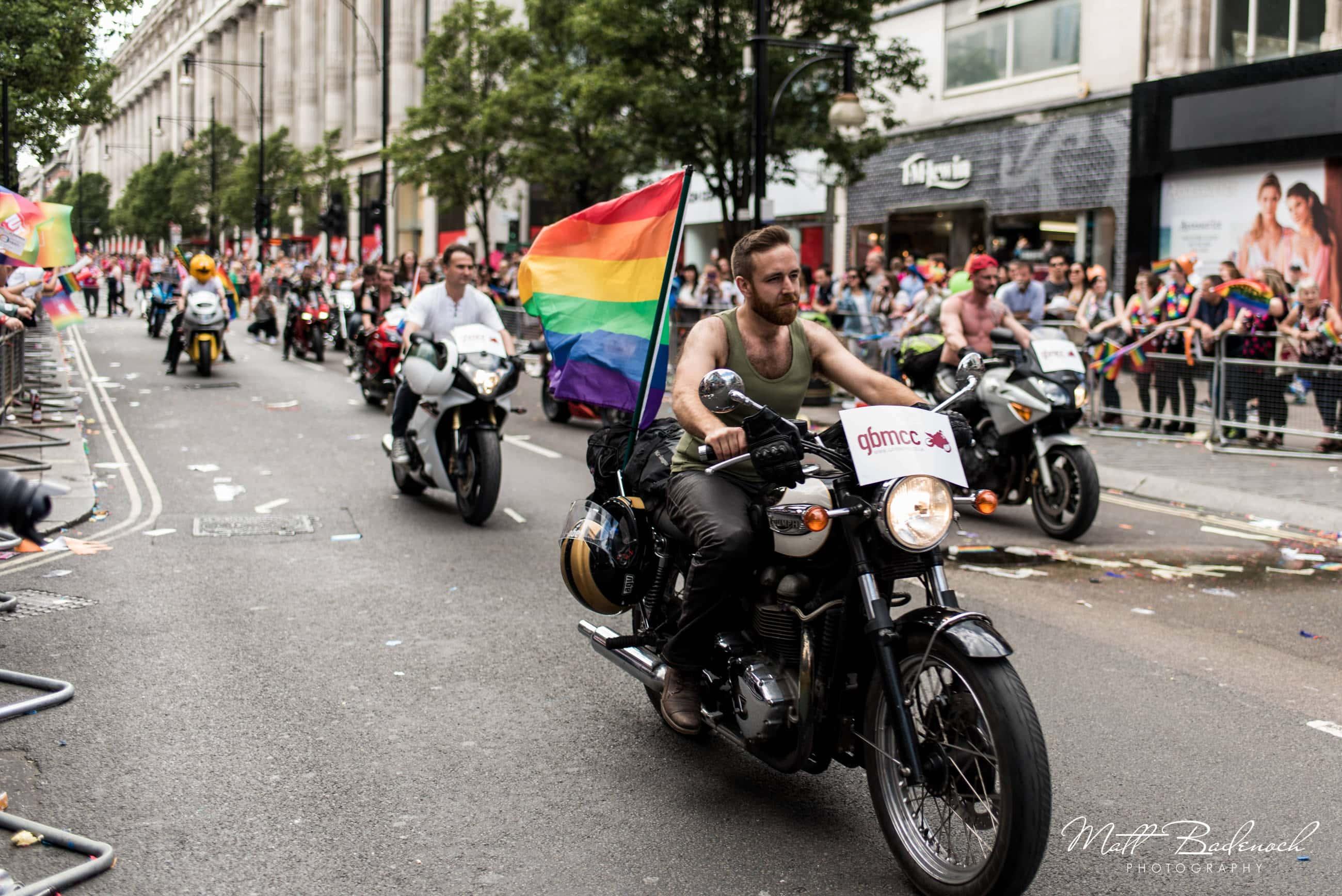 GBMCC, London Pride Parade 2015 Photos