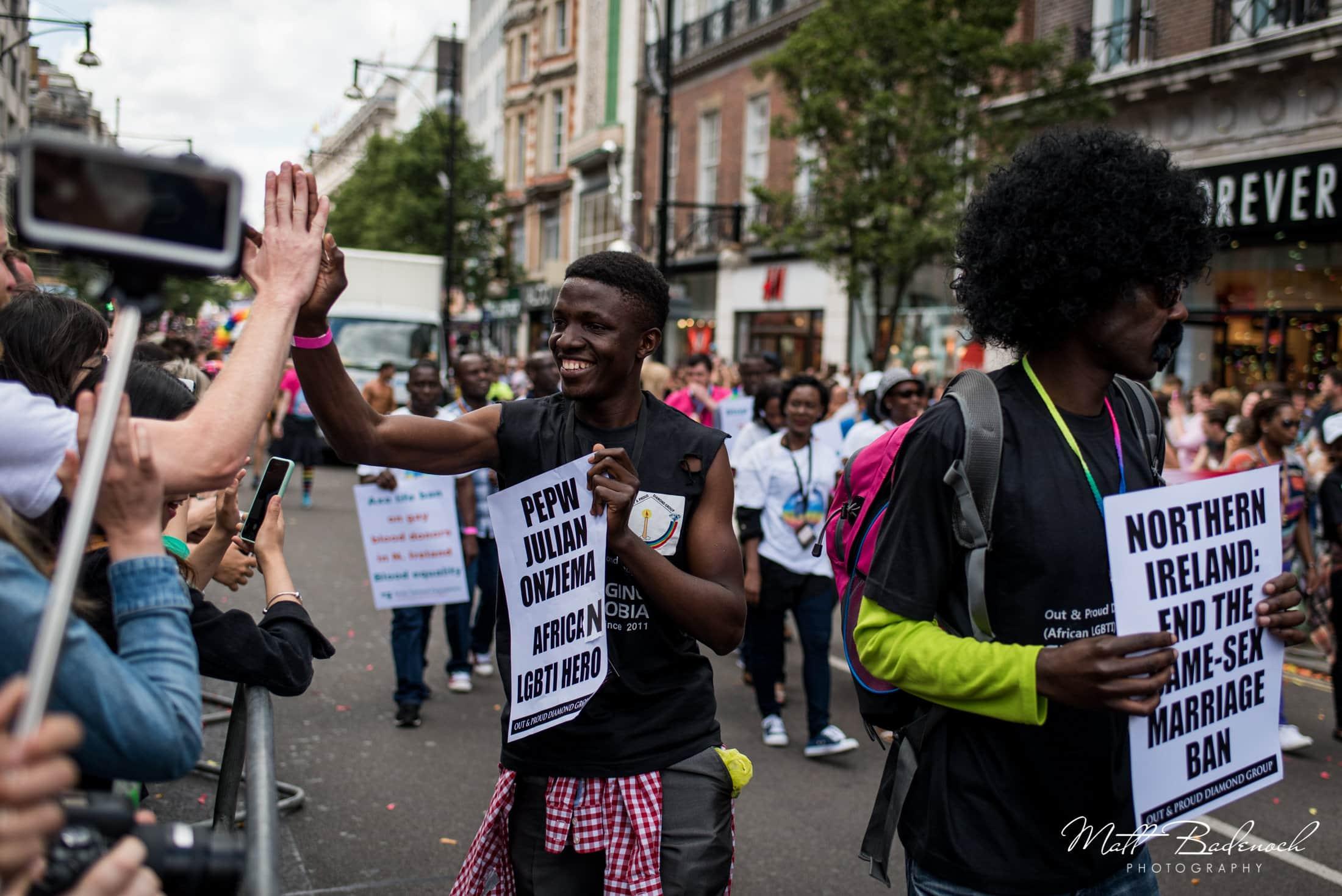 London Pride Parade 2015 Photos