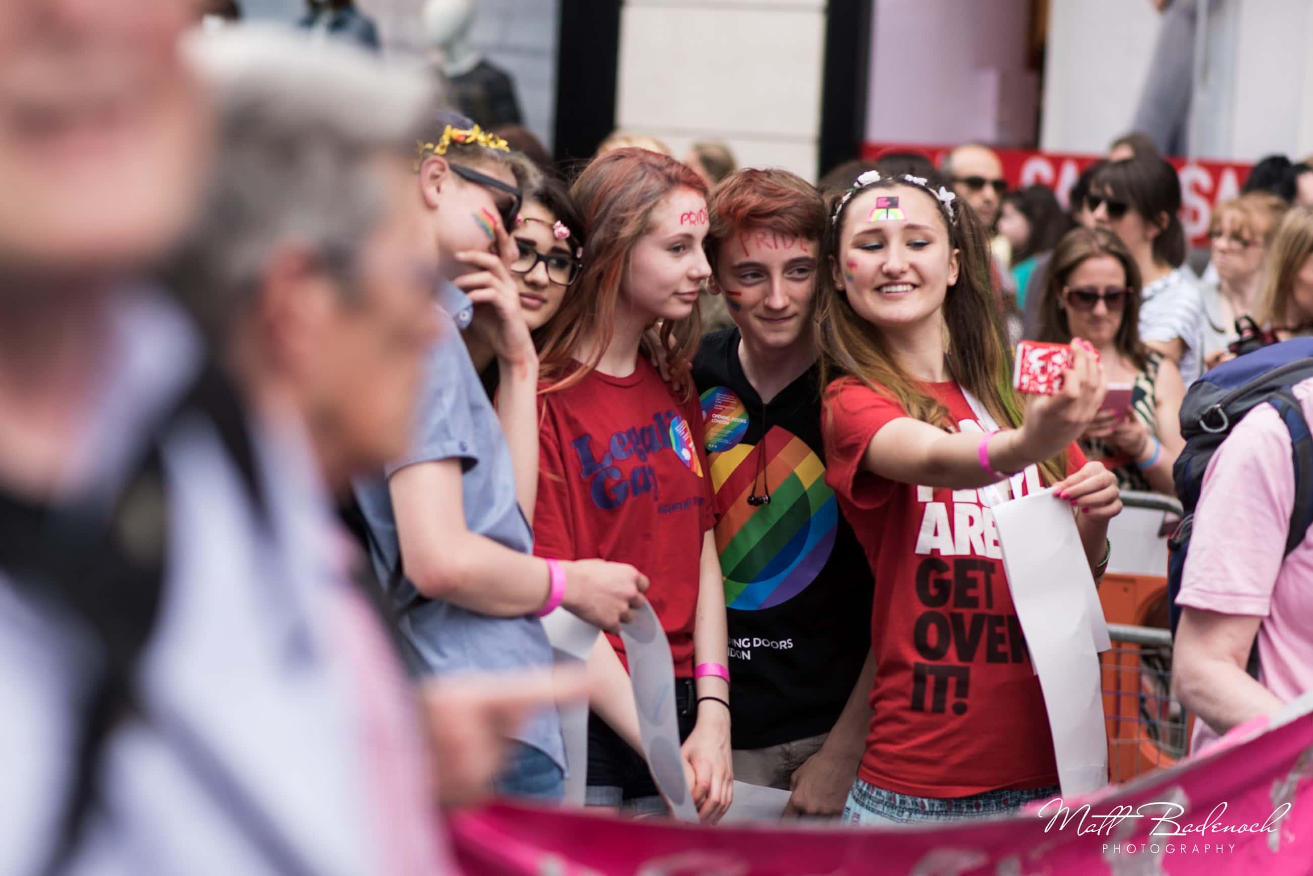 Opening Doors London, London Pride Parade 2015 photos