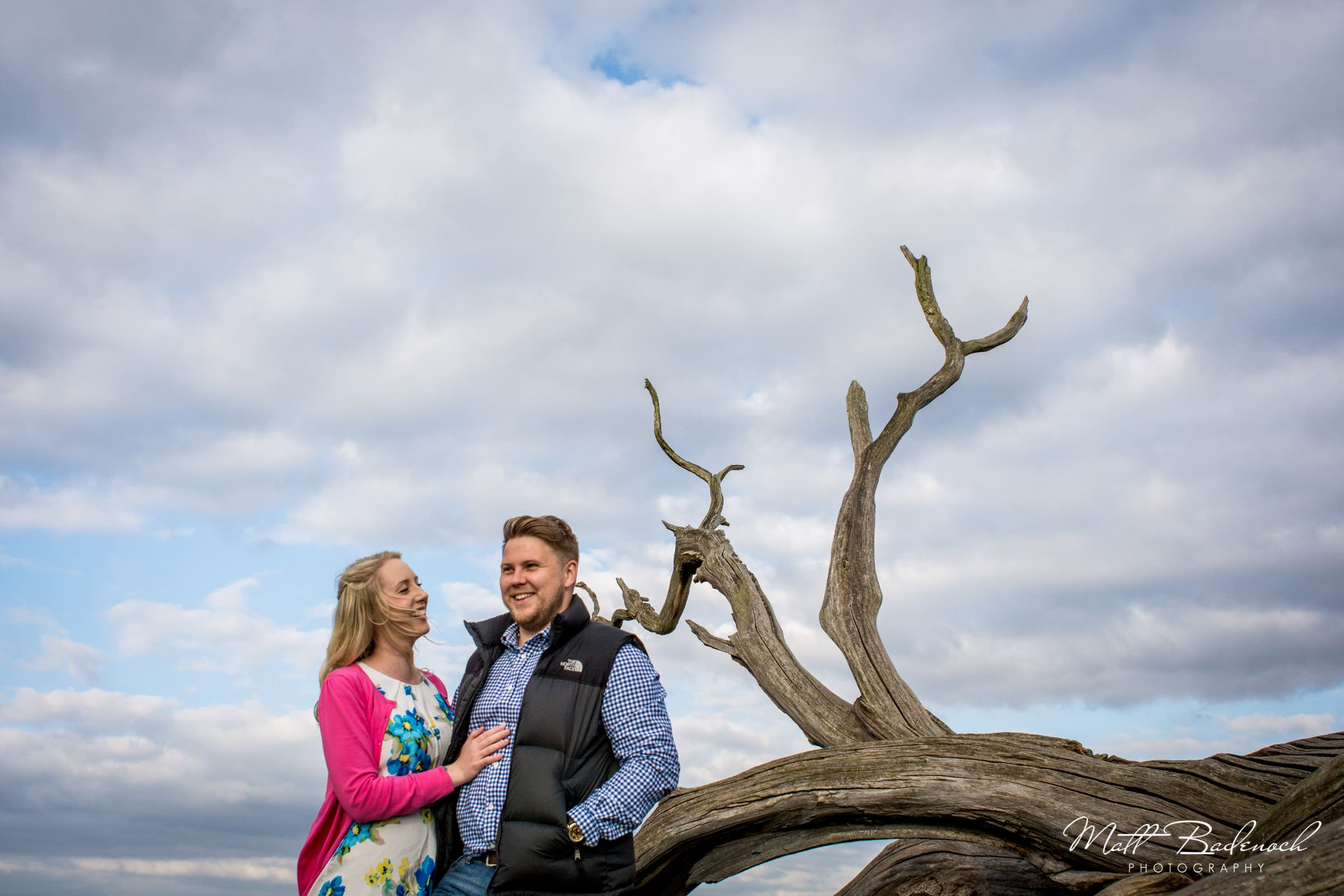 Richmond Park Engagement Shoot Rosie David