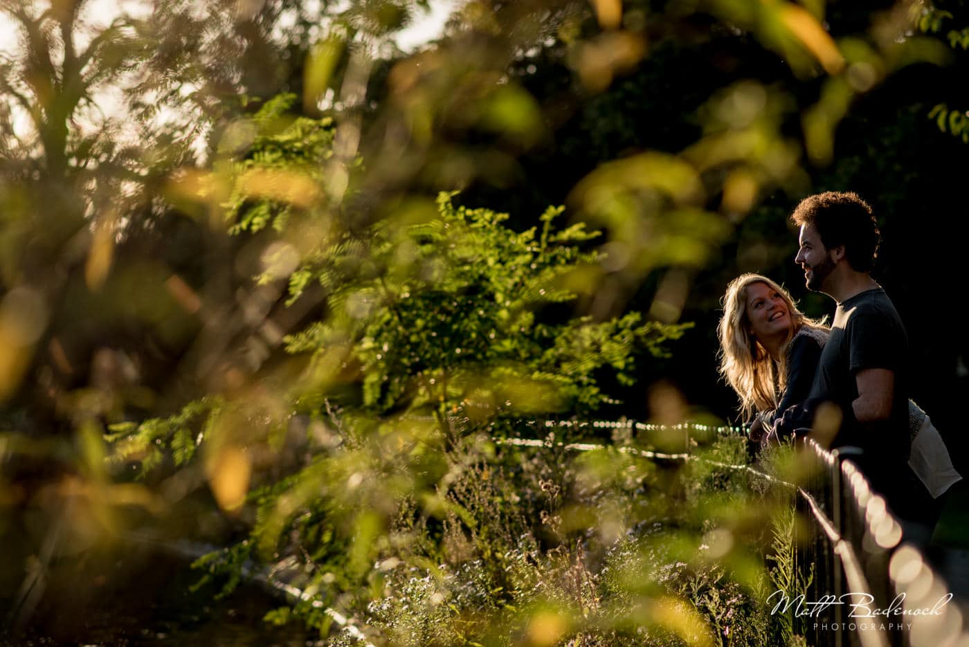 london pre wedding photography shoot in clissold park