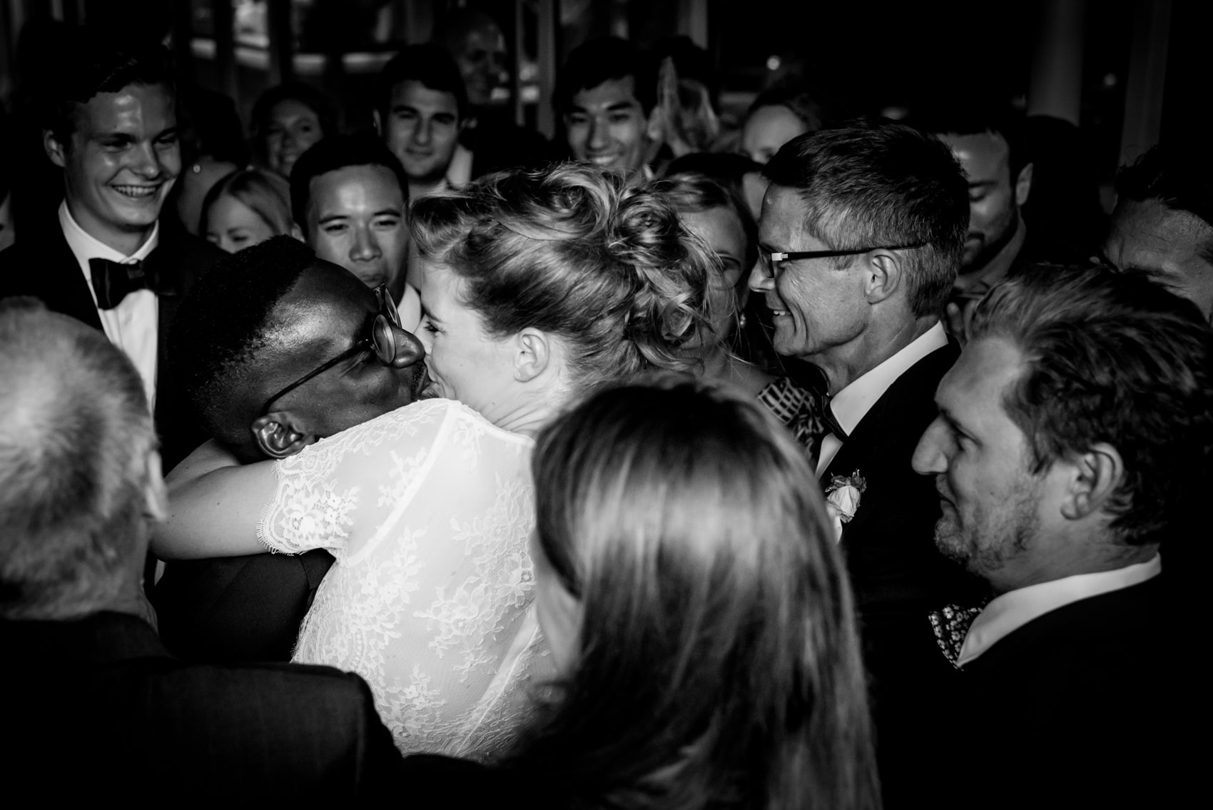 Danish First Dance during Bride & Groom's Copenhagen Wedding photography