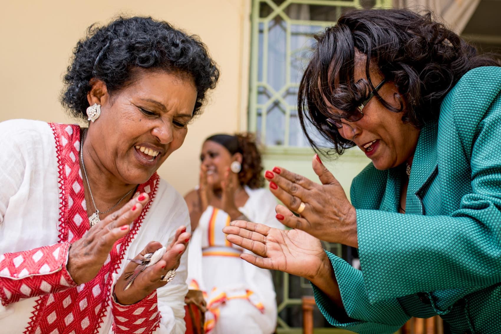 Ethiopian Wedding Hairstyles The Hippest Pics