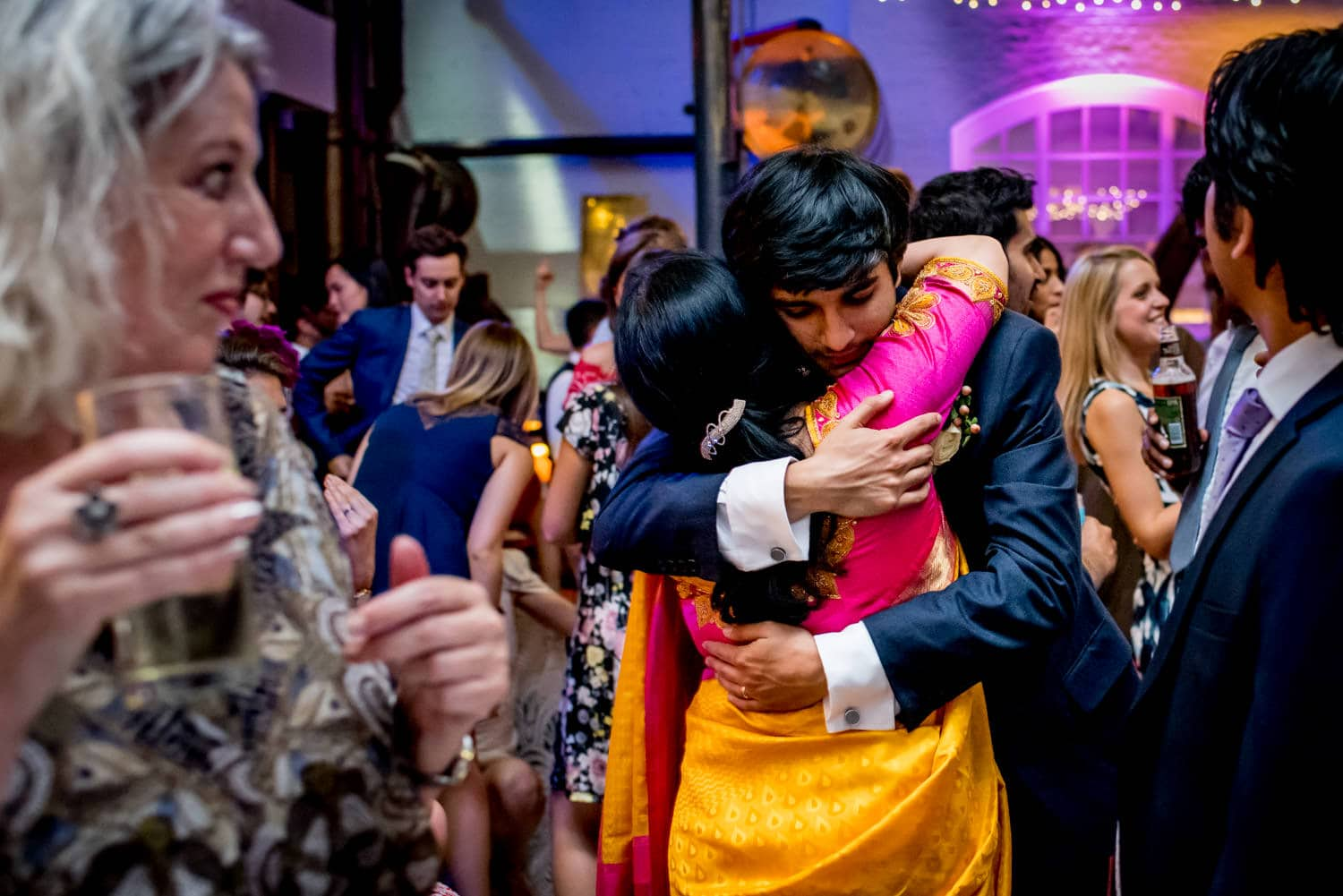 Indian wedding at the Water & Steam Museum in London