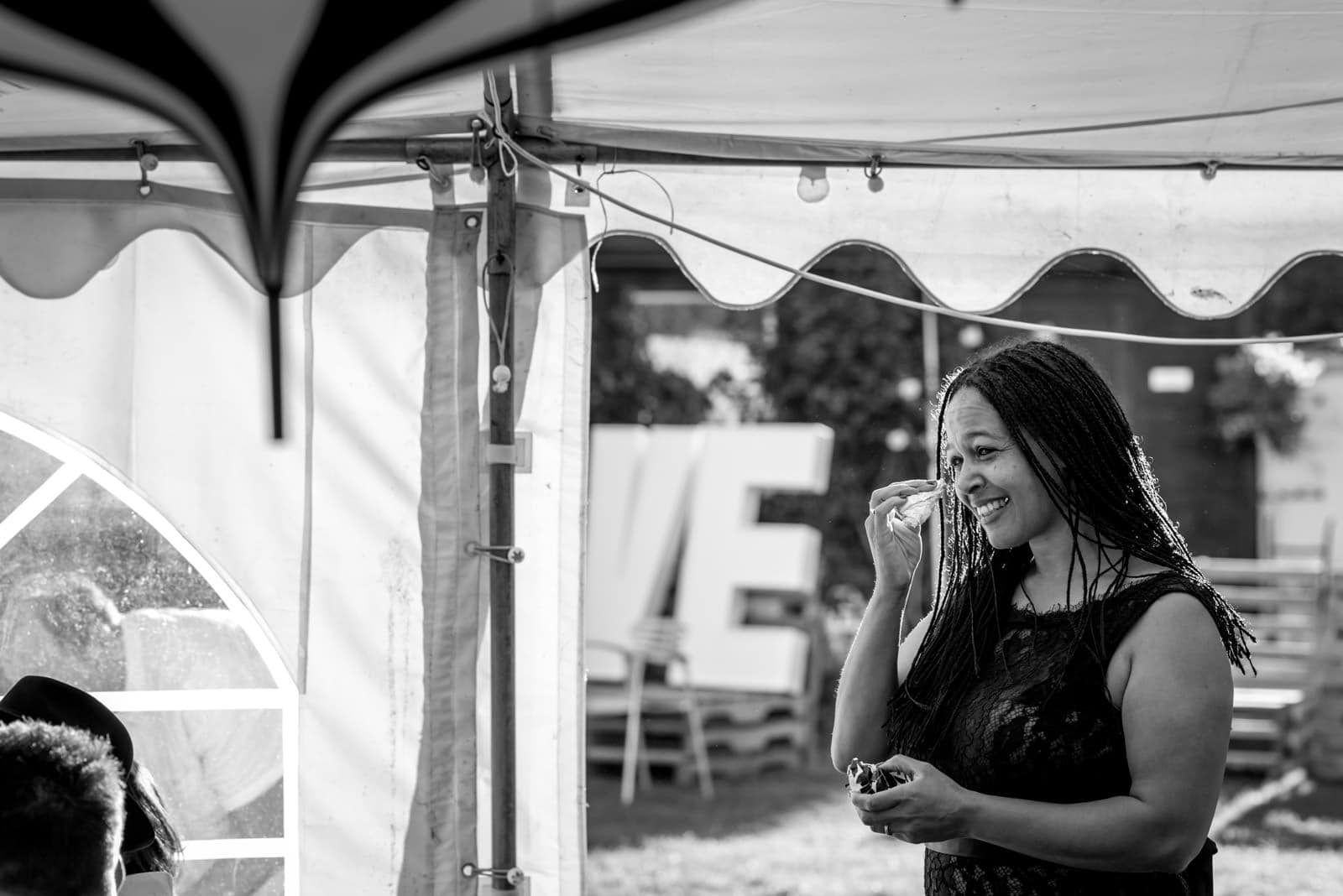Night Circus Themed Wedding Photos | London Wedding Photographer